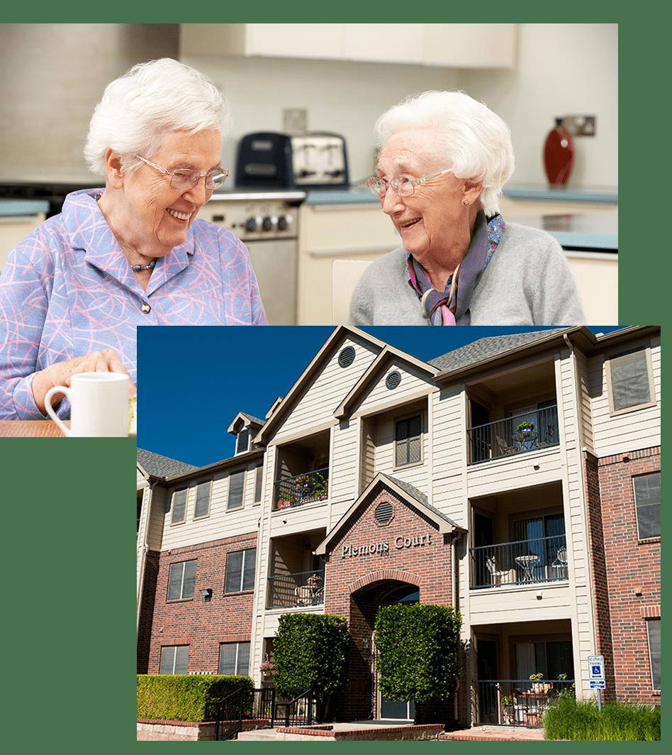apartments for senior citizens